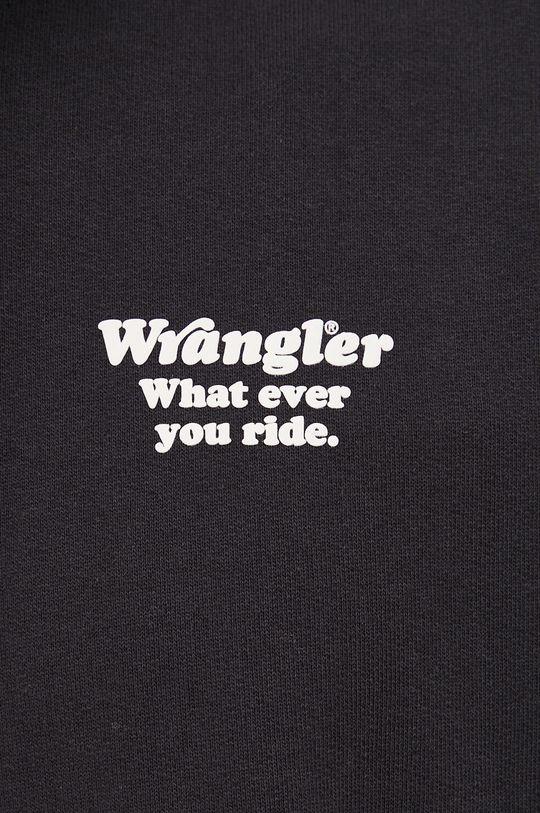 Wrangler - Bluza bawełniana Męski