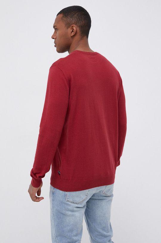 Wrangler - Sweter z domieszką wełny 49 % Bawełna, 45 % Poliamid, 6 % Wełna