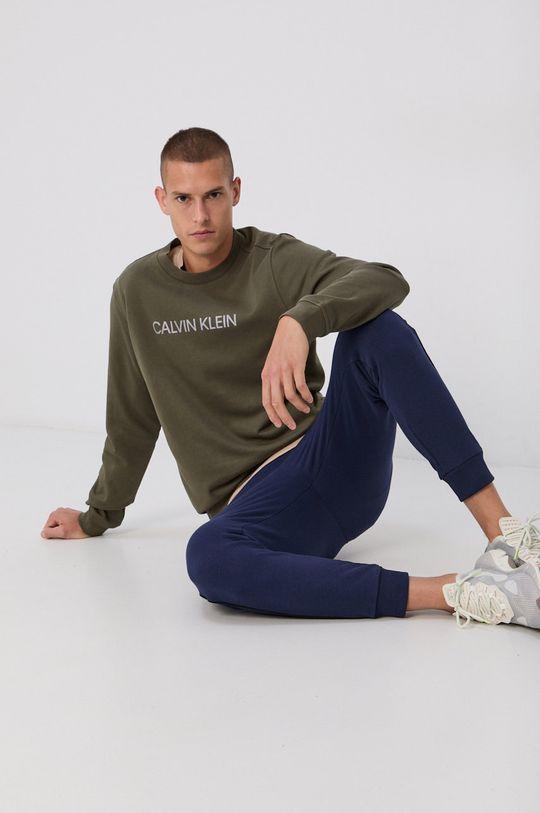 verde Calvin Klein Performance - Bluza De bărbați