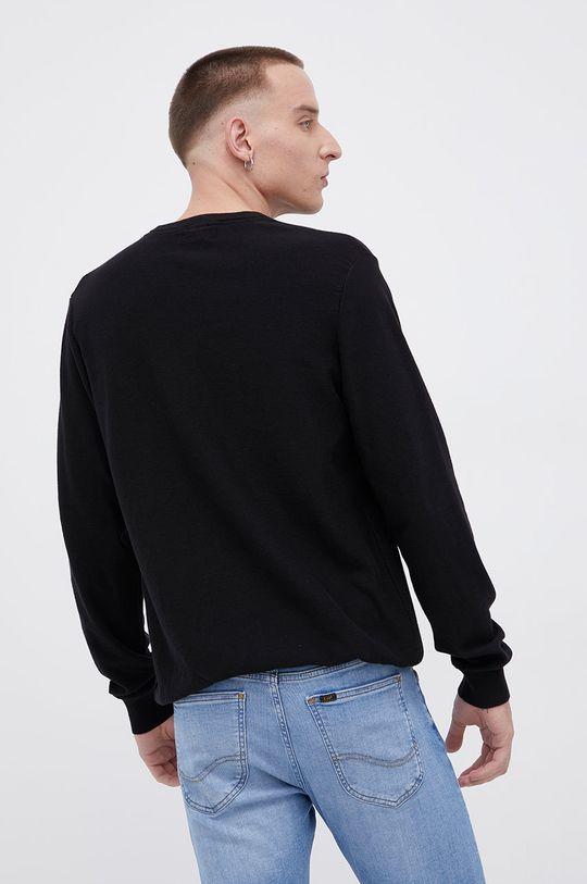 Lee - Sweter czarny