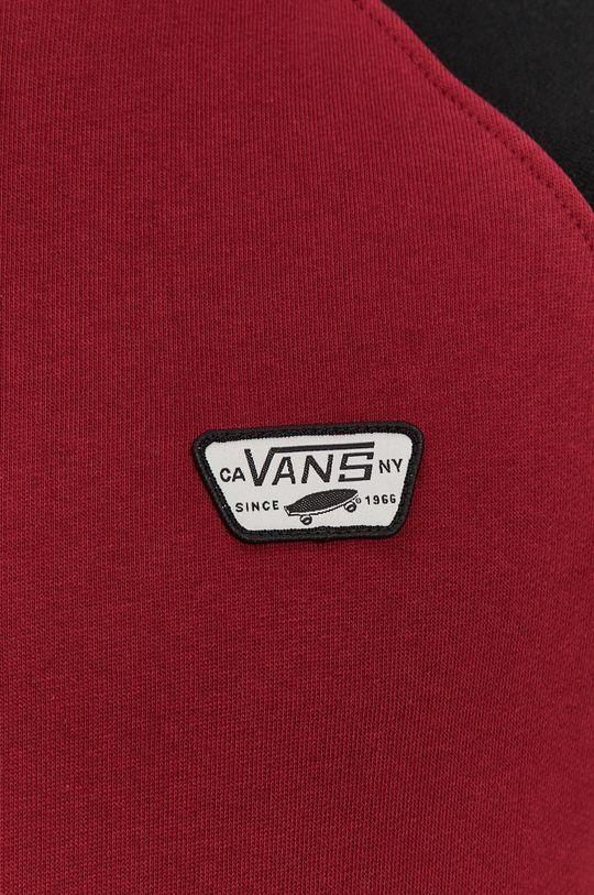 Vans - Bavlněná mikina Pánský