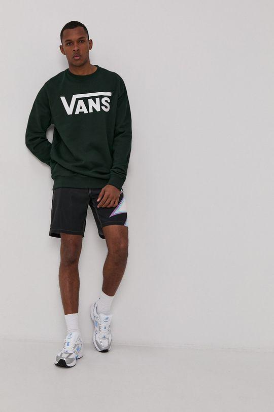 zielony Vans - Bluza bawełniana Męski