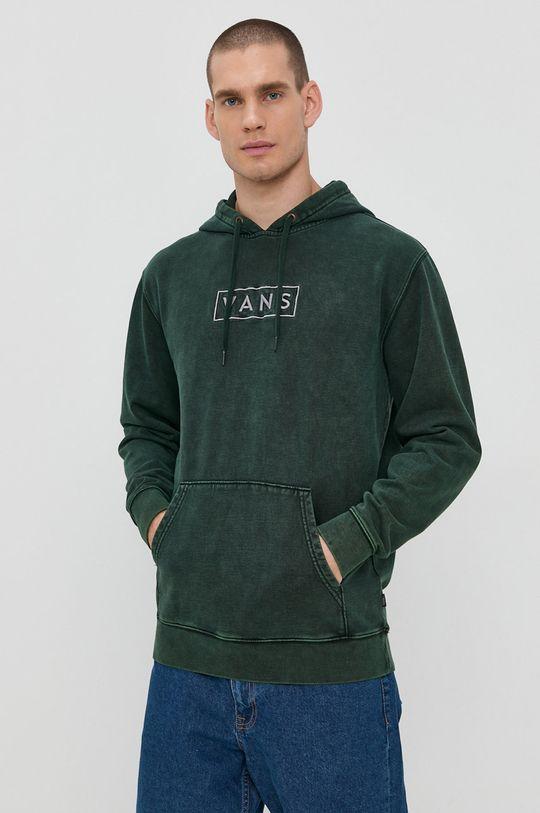 Vans - Bluza zielony