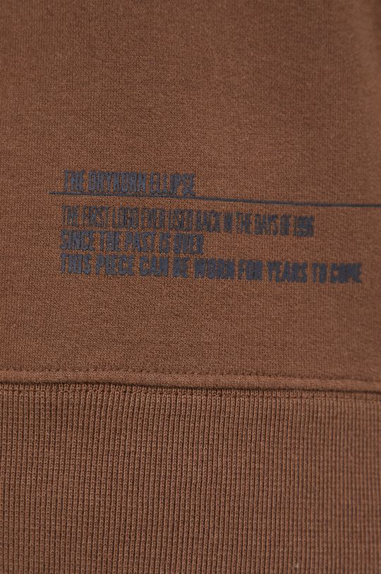 Drykorn - Βαμβακερή μπλούζα Bradley
