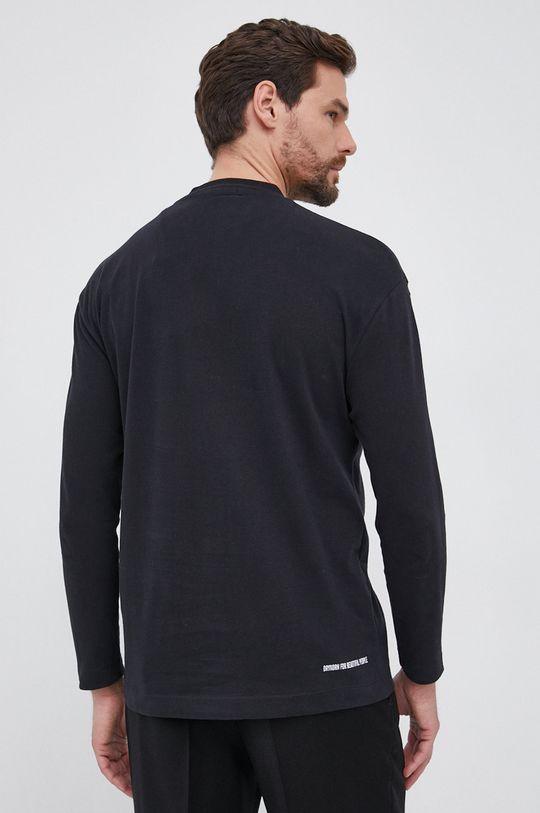 Drykorn - Βαμβακερό πουκάμισο με μακριά μανίκια Linus  100% Βαμβάκι