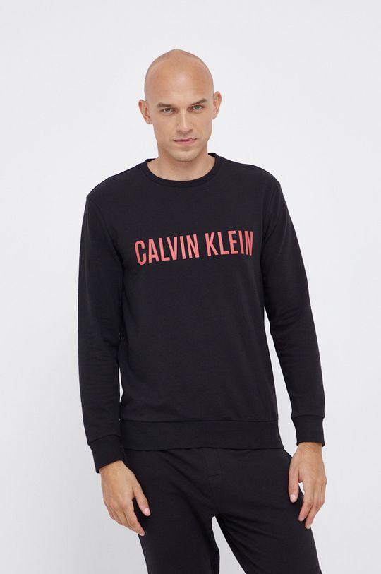 Calvin Klein Underwear - Pyžamové tričko s dlouhým rukávem  58% Bavlna, 3% Elastan, 39% Polyester Stahovák: 58% Bavlna, 3% Elastan, 39% Recyklovaný polyester