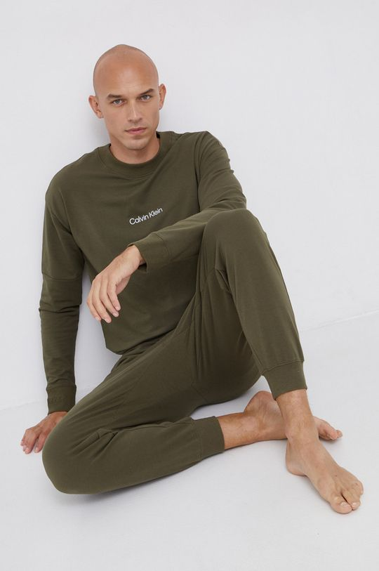militarny Calvin Klein Underwear - Bluza Męski