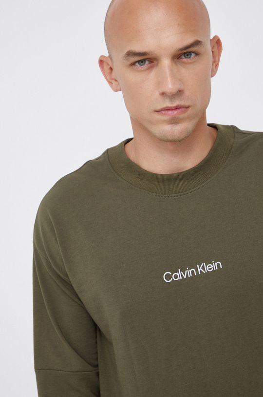 militarny Calvin Klein Underwear - Bluza
