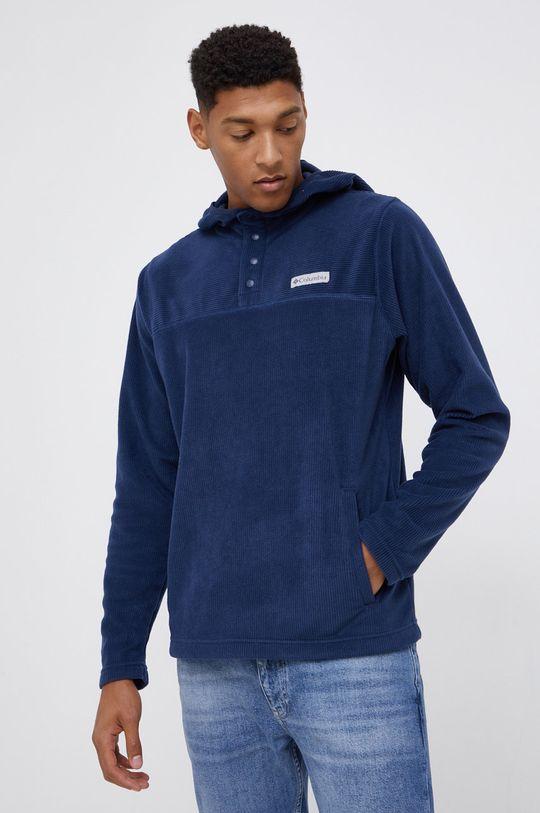σκούρο μπλε Columbia - Μπλούζα Ανδρικά