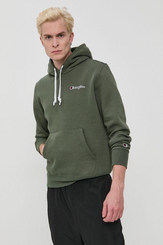 brudny zielony Champion - Bluza
