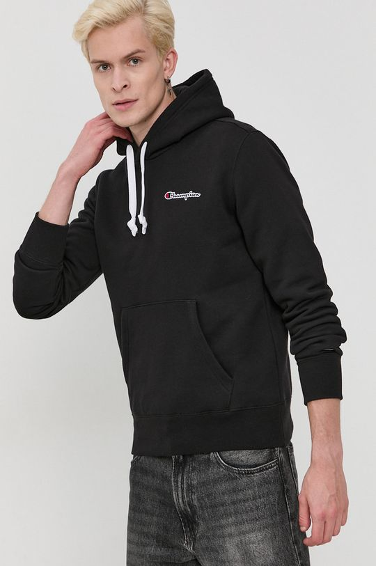 Champion - Bluza czarny