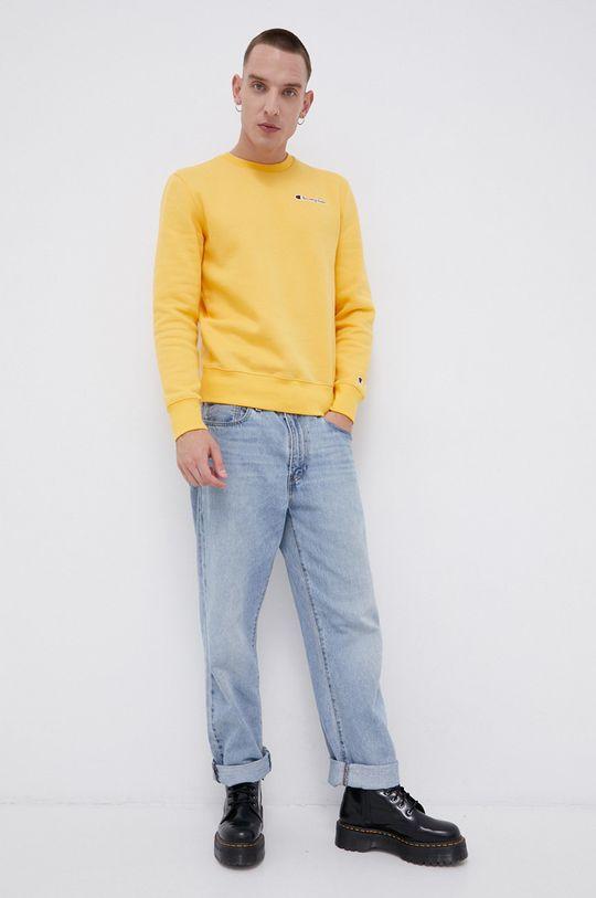 Champion - Bluza żółty