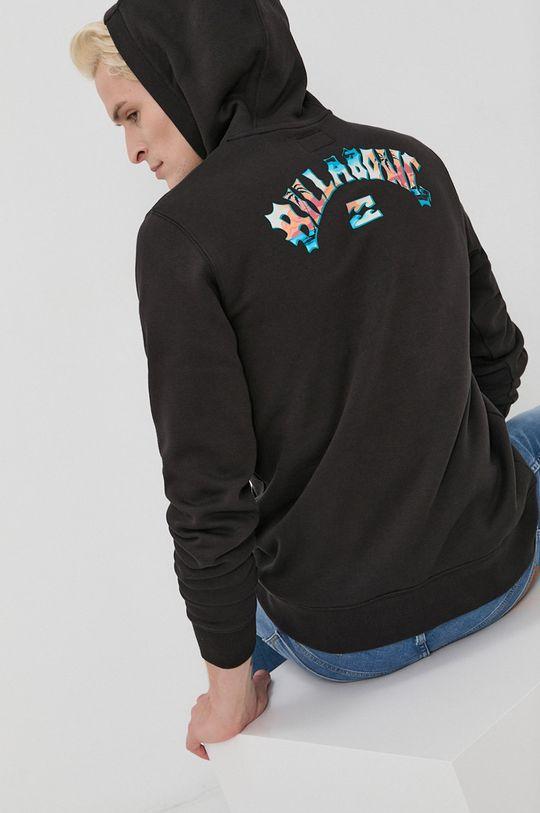 negru Billabong - Bluza De bărbați