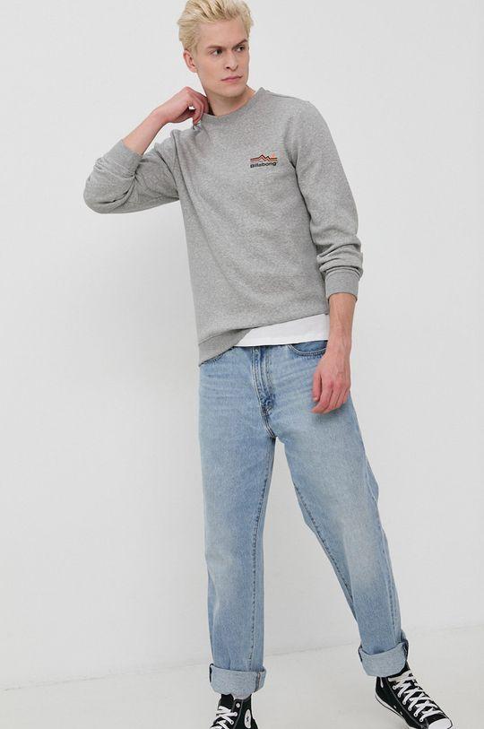 Billabong - Bluza jasny szary