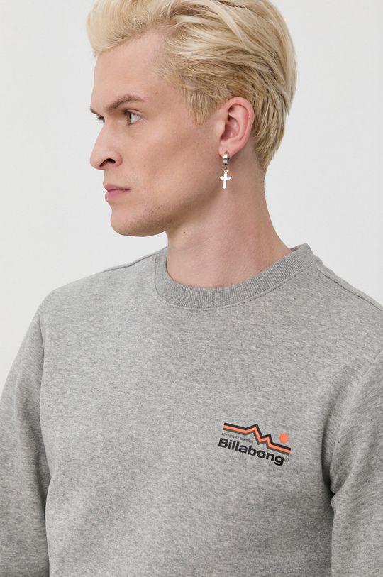 jasny szary Billabong - Bluza