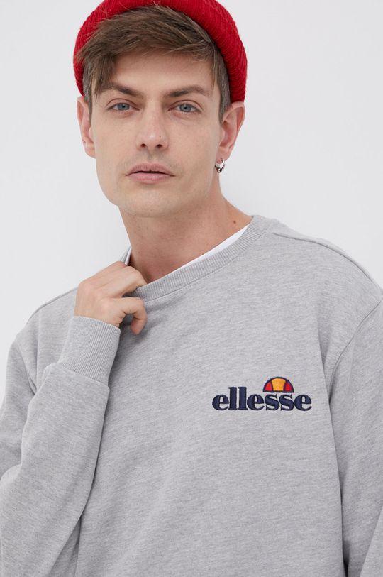 jasny szary Ellesse - Bluza