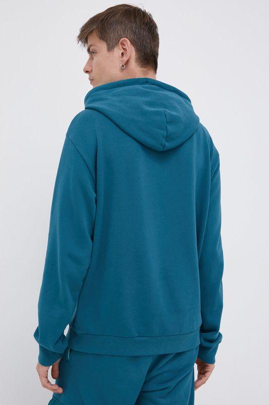 New Balance - Bluza bawełniana Materiał zasadniczy: 100 % Bawełna, Podszewka kaptura: 100 % Bawełna, Ściągacz: 4 % Elastan, 96 % Bawełna