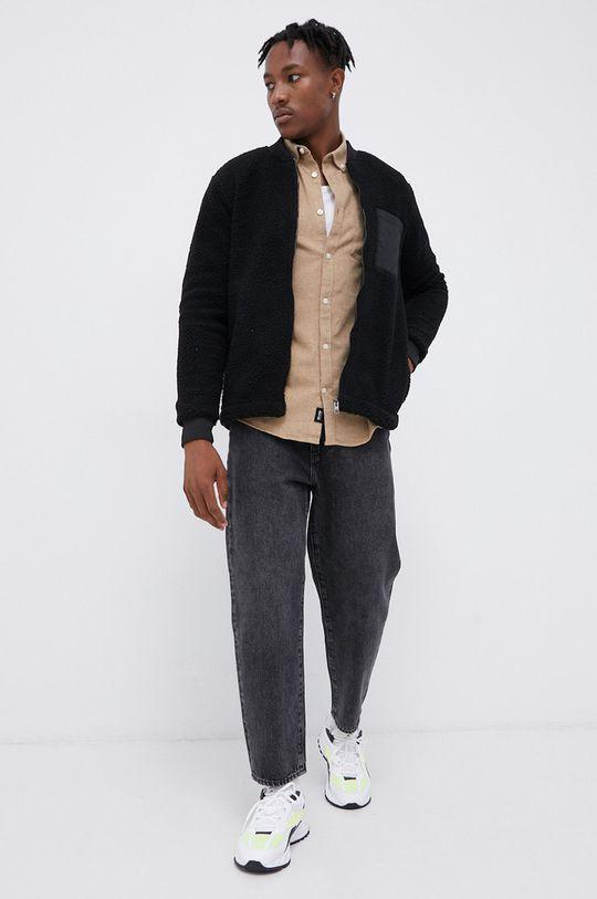 !SOLID - Bluza czarny