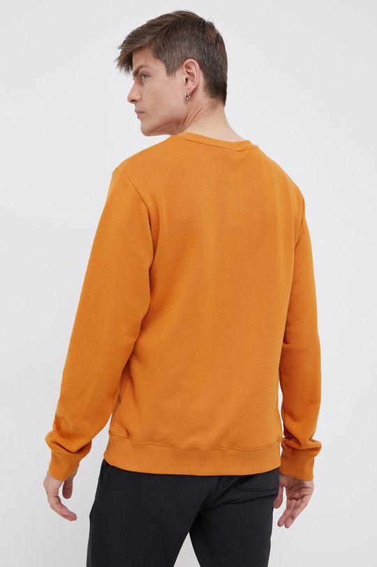 New Balance - Bluza bawełniana Materiał zasadniczy: 100 % Bawełna, Ściągacz: 4 % Elastan, 96 % Bawełna