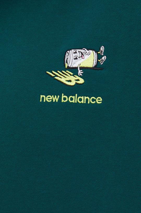 New Balance - Bluza bawełniana Męski