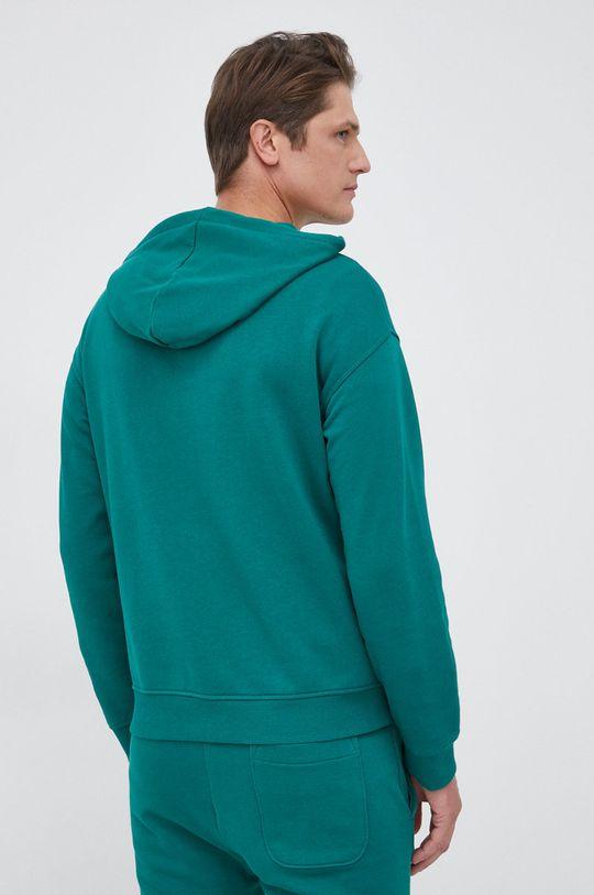 United Colors of Benetton - Bluza bawełniana 100 % Bawełna