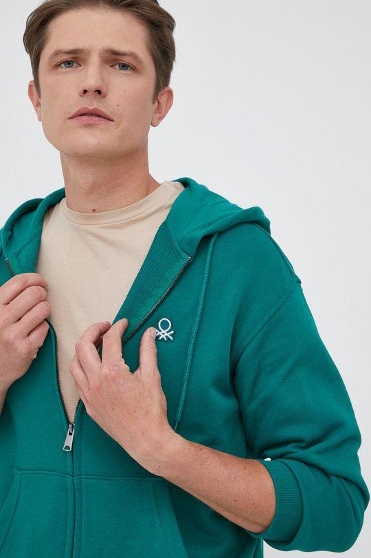 United Colors of Benetton - Bluza bawełniana Męski