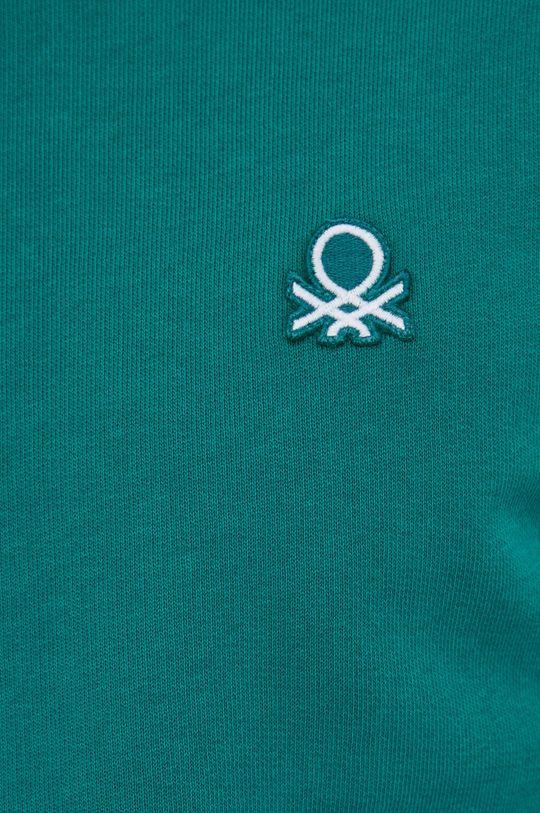 United Colors of Benetton - Βαμβακερή μπλούζα Ανδρικά