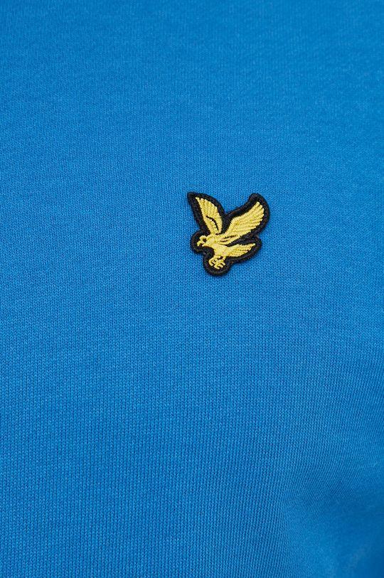 Lyle & Scott - Βαμβακερή μπλούζα Ανδρικά