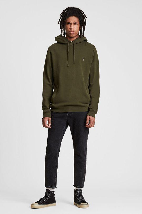 AllSaints - Bluza bawełniana 100 % Bawełna
