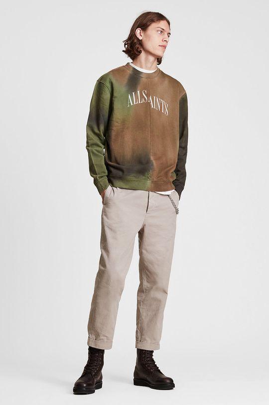 multicolor AllSaints - Bluza bawełniana