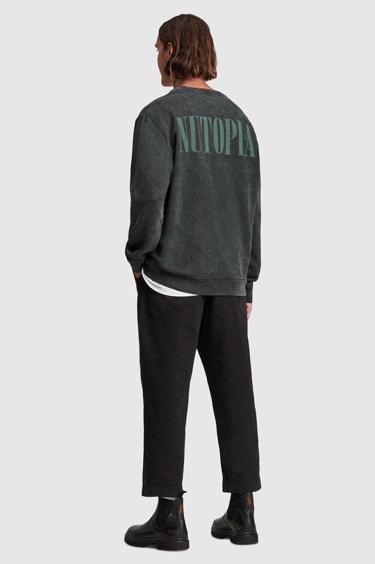 AllSaints - Bluza bawełniana Męski
