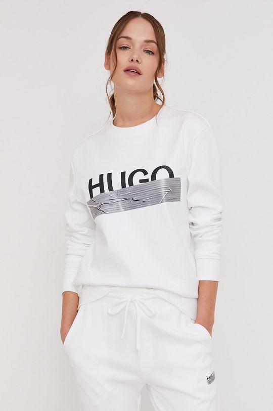 Hugo - Bavlnená mikina z narodeninovej kolekcie  100% Bavlna