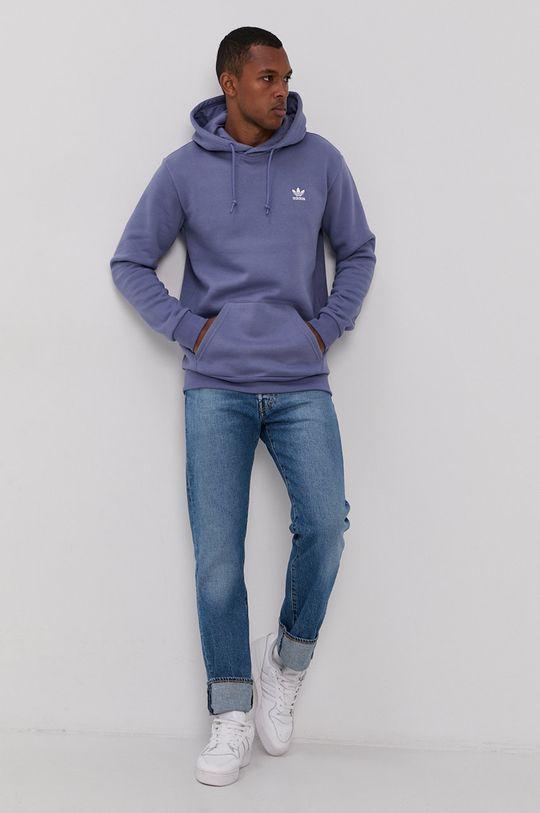 adidas Originals - Bluza winogronowy