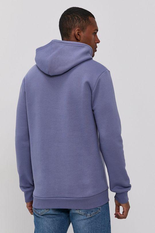 winogronowy adidas Originals - Bluza