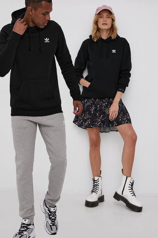 czarny adidas Originals - Bluza Unisex