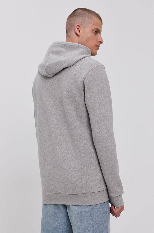 szary adidas Originals - Bluza