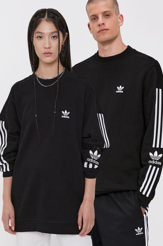 czarny adidas Originals - Bluza bawełniana Unisex