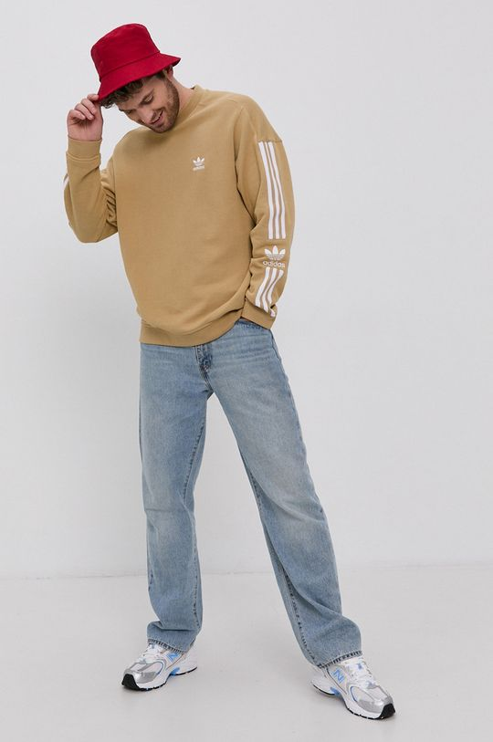 adidas Originals - Bluza kawowy