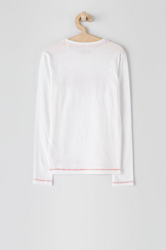 Guess - Dětské tričko s dlouhým rukávem  90% Bavlna, 10% Viskóza