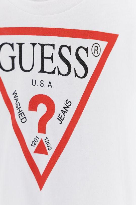 Guess - Dětské tričko s dlouhým rukávem  100% Bavlna