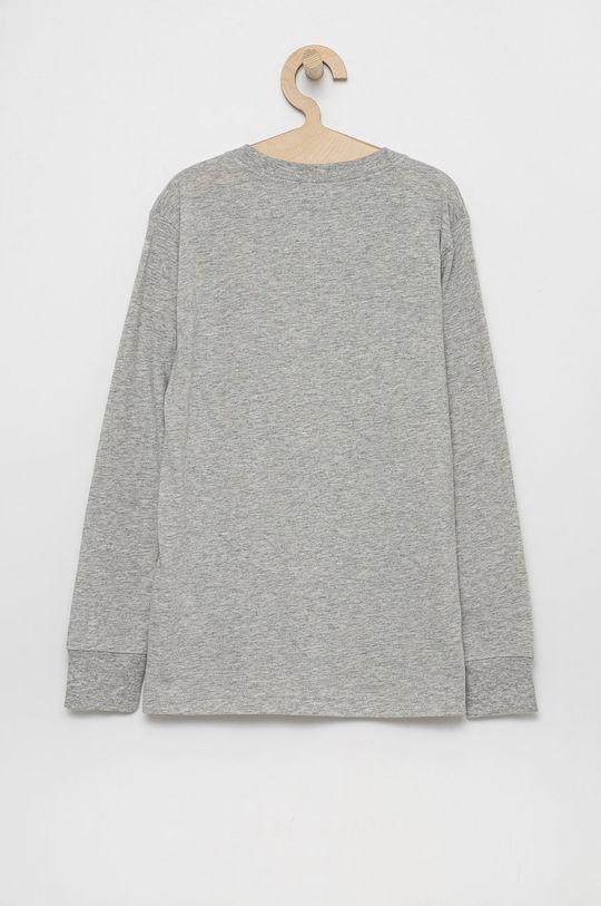 Levi's - Dětské tričko s dlouhým rukávem šedá