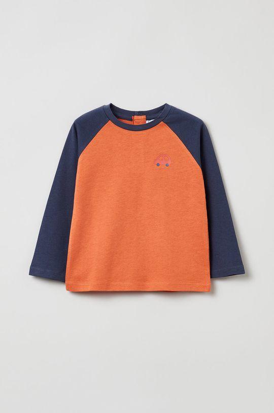 πορτοκαλί OVS - Παιδικό μακρυμάνικο Για αγόρια