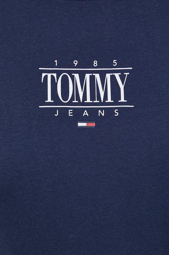 Tommy Jeans - Longsleeve bawełniany Damski