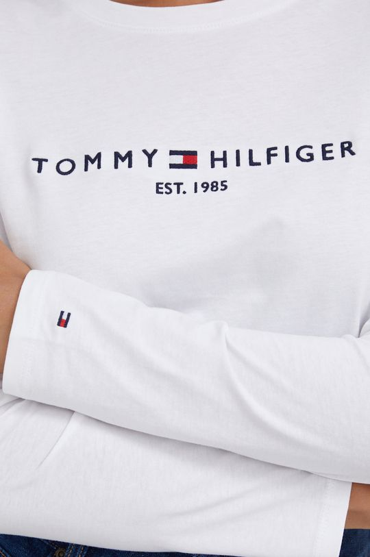 Tommy Hilfiger - Longsleeve bawełniany Damski