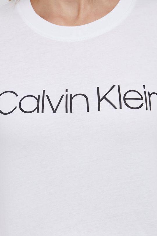 Calvin Klein - Longsleeve bawełniany Damski