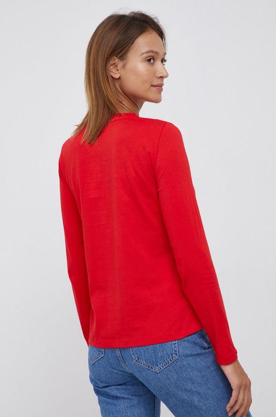 Calvin Klein - Longsleeve bawełniany 100 % Bawełna