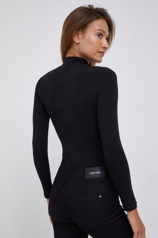 Calvin Klein - Longsleeve 95 % Bawełna, 5 % Elastan