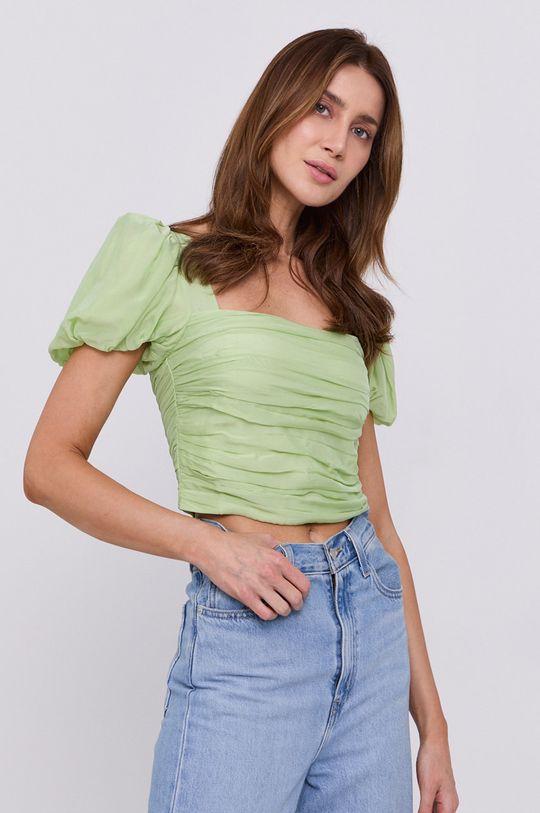 jasny zielony Miss Sixty - Bluzka Damski