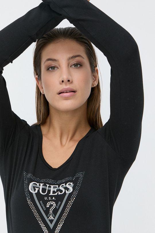 negru Guess - Longsleeve