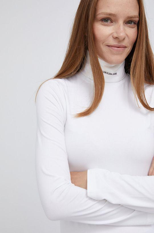 biały Calvin Klein Jeans - Longsleeve